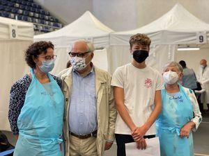 La 100.000ème personne vaccinée à Metz a 15 ans