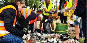 Metz : opération de nettoyage citoyen, la ville lance un appel