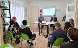 Metz Sablon : un centre d'hébergement aide les réfugiés à s'intégrer