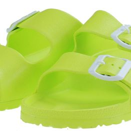 Ateneo Sea Sandals 21-2406 Λαχανί