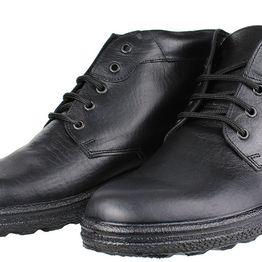BOXER Shoes 01534 Μαύρο