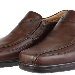 BOXER Shoes 11327 Καφέ