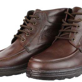 BOXER Shoes 01533 Καφέ
