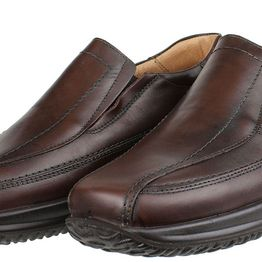 BOXER Shoes 12061 Καφέ