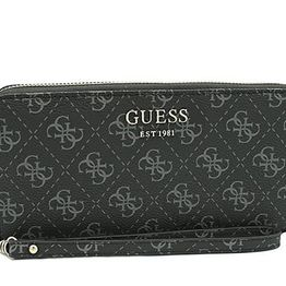 Guess Logo Rock Slg SWSG740946 Ανθρακί