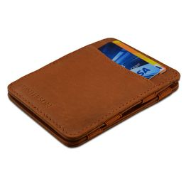 HUNTERSON MAGIC WALLET HU-MW-CS1-RFID-COC Κονιάκ