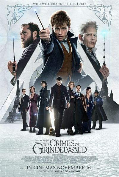 Fantastic Beasts The Crimes Of Grindelwald 2018 MULTi TRUEFRENCH 1080p BluRay x264-CHECHiK (Les Animaux fantastiques : Les crimes de Grindelwald)