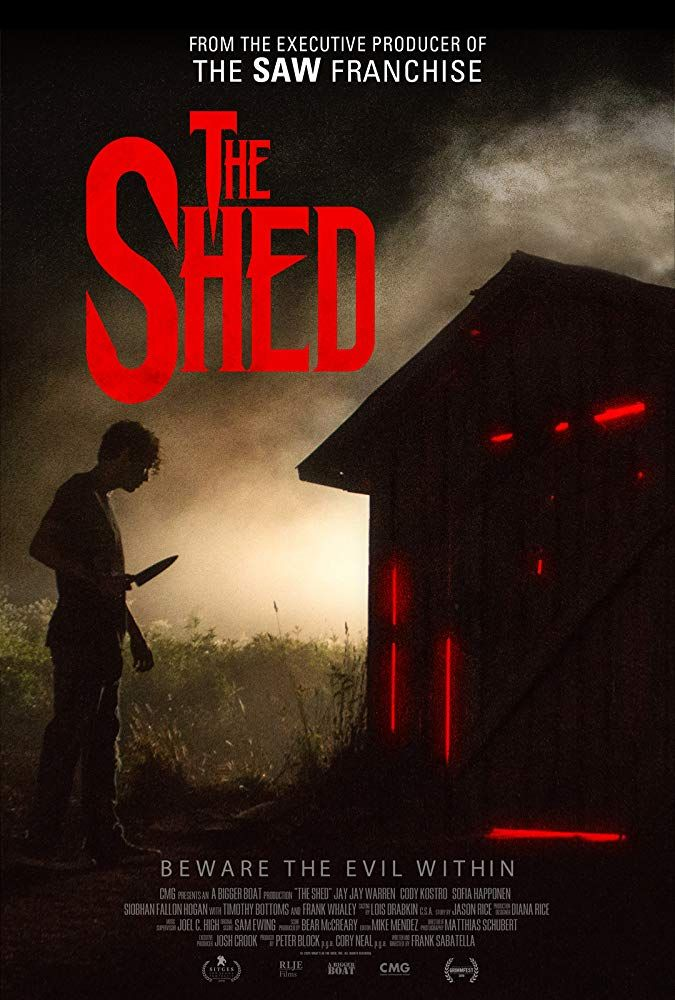 The Shed 2019 VOSTFR 1080p WEBRip x264 AAC-Dread-Team