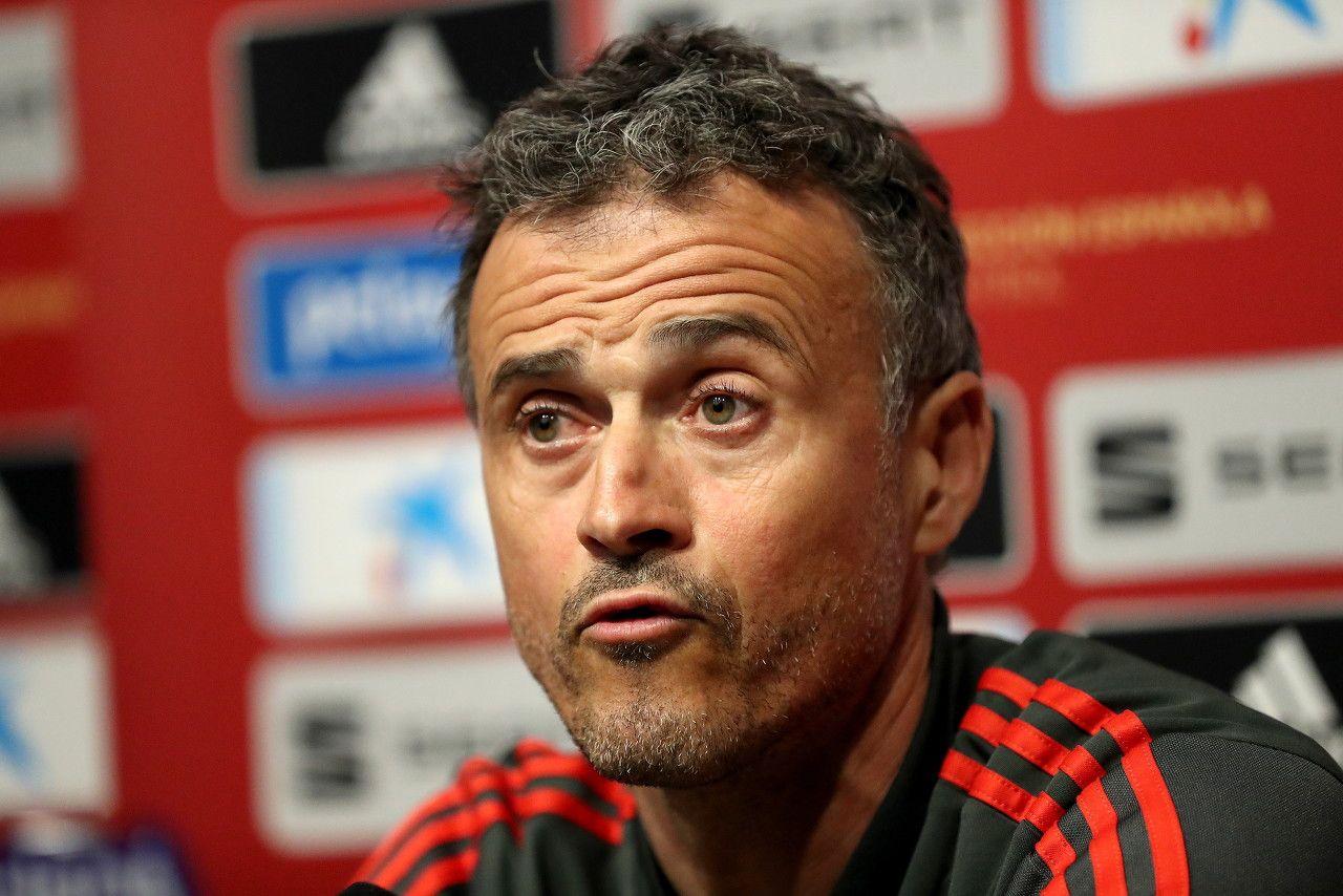 恩里克:不满意战平希腊的结果 西班牙在进攻端效率不高