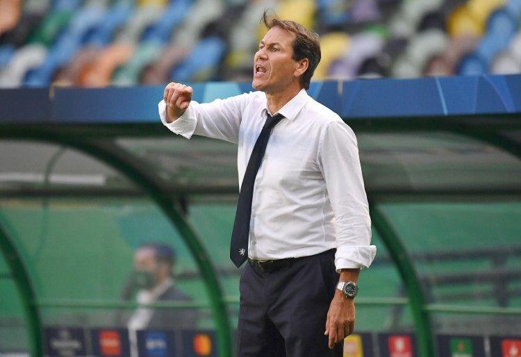 鲁迪-加西亚:托蒂是个天才 每个教练都希望自己能执教德罗西