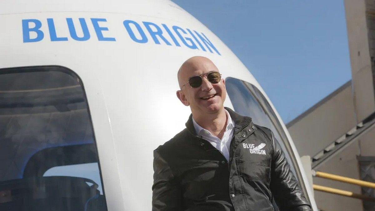 Четвертим пасажиром першого космічного польоту Blue Origin стане підліток з Нідерландів