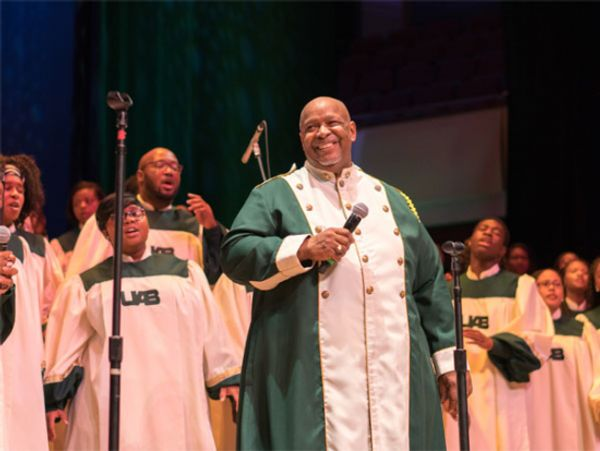 Honoring the Founding Director of UAB Gospel Choir