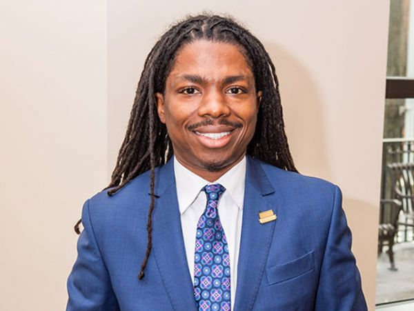 Michael Chambers II: Distinguished Young Alumni Award 2020