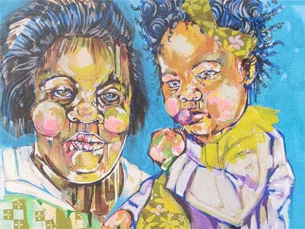 UAB painting alumna awarded Alabama State Council on the Arts fellowship