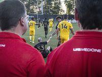 UAB physicians keep Birmingham Legion FC in the game