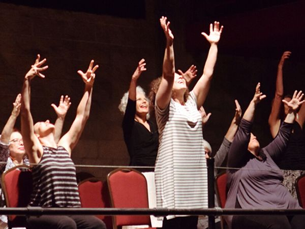 """Individuals impacted by cancer are invited to participate in """"Raising Our Voices"""" with Stuart Pimsler Dance Theater at UAB"""