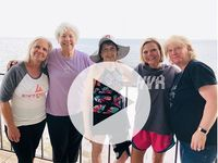 The Sisters: Formed by cancer, held together by unwavering love