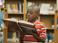 Reading leads children to a better life. Be a part of that journey.