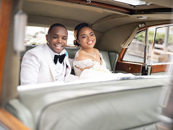 Newlyweds to graduate from UAB together with master's degrees Dec. 13