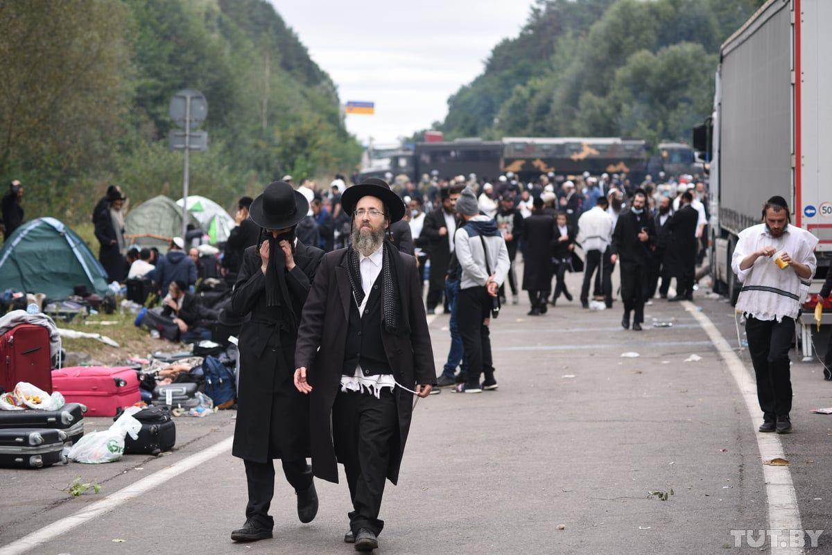 Куса: Ситуация с застрявшими на границе хасидами прекрасно иллюстрирует проблему нашей внешней политики