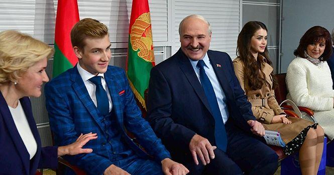 Николай Лукашенко