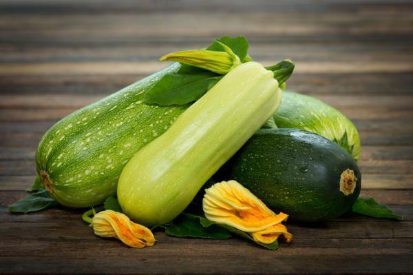 Оксана Скиталінська: Кабачок – овоч довголіття