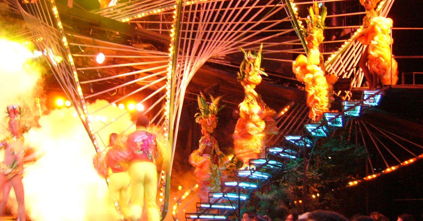 Kubas berühmtester Nachtclub (2007) | Bildquelle: https://commons.wikimedia.org/wiki/File:Tropicana.JPG © Public Domain | Bilder sind in der Regel urheberrechtlich geschützt