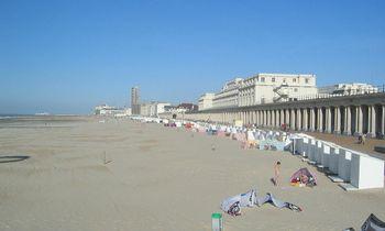 Oostende - Apt 2 Slpkmrs/Chambres - Belmer - Résidence Nicole