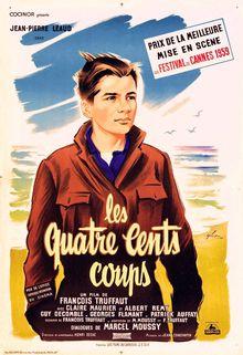 Les quatre cents coups (1959) FRENCH 720p BluRay x264
