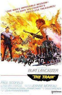 The Train 1964 VOSTFR 1080p BDRip x264 AAC 2CH