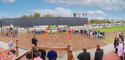Linnarahvas sai esimese kaasava eelarve toel uue mänguväljaku