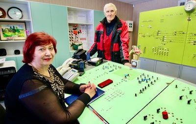FOTOD Ludmila Aganits – 45 aastat raudteel