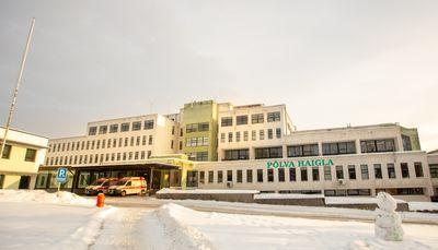 Koroonaviirus jõudis Põlva haiglasse