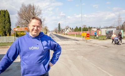 Tallinna maantee avatakse liikluseks hiljemalt kuu lõpus