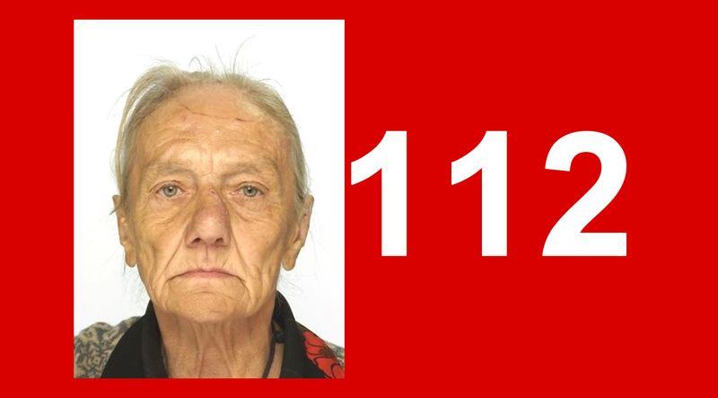 Võrumaal kaduma läinud 65-aastane Taissia leiti helikopteri abil soost