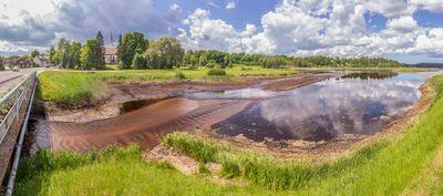 FOTOD Põlva paisjärv vajab taas puhastamist