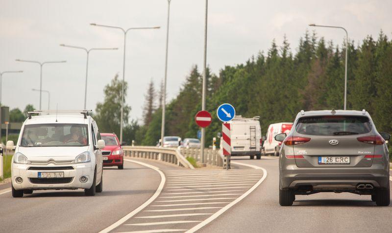Suvel juhtus rekordarv liiklusõnnetusi