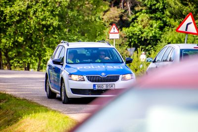 Politsei tabas ööpäevaga 51 joobes sõidukijuhti