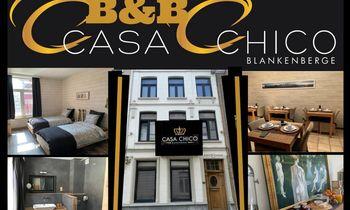 Blankenberge - Bed&Breakfast - Casa Chico
