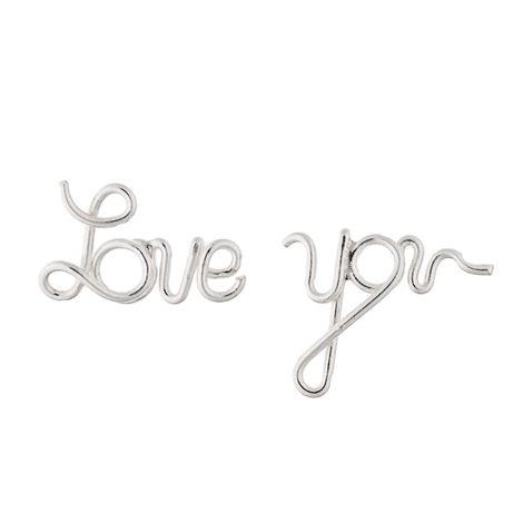 ΑΣΗΜΕΝΙΑ ΣΚΟΥΛΑΡΙΚΙΑ ΣΧΕΔΙΟ ¨¨ LOVE YOU¨¨