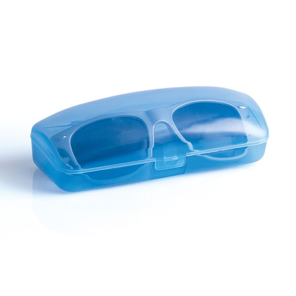 Brillen-Etui, translucent