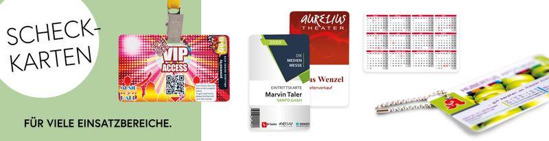 ID-Karten - Scheckkarten