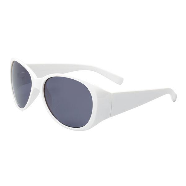 Sonnenbrille Bügel in weiß UV-400 LS-285-weiß