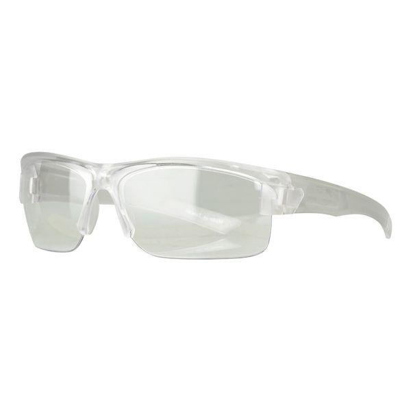 Moderne Schutzbrille, transparent-matt