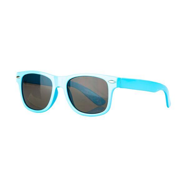Agentenbrille für Kinder, blau