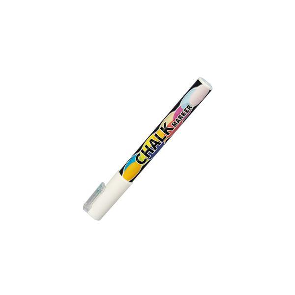 Kreidemarker - Chalk Marker Stift, weiß