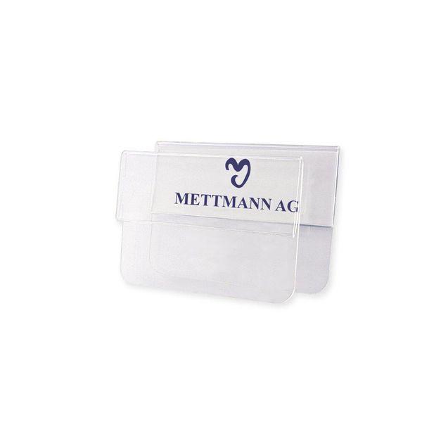 Namensschild für die Brusttasche
