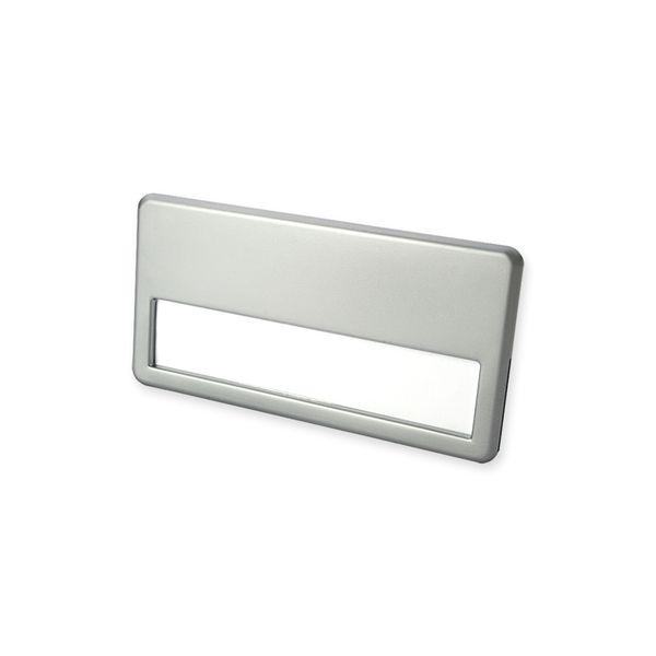 Namensschild mit Metalllegierung mit CITEC® Magnet