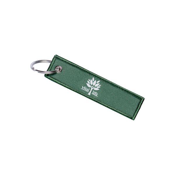 Textil-Schlüsselanhänger