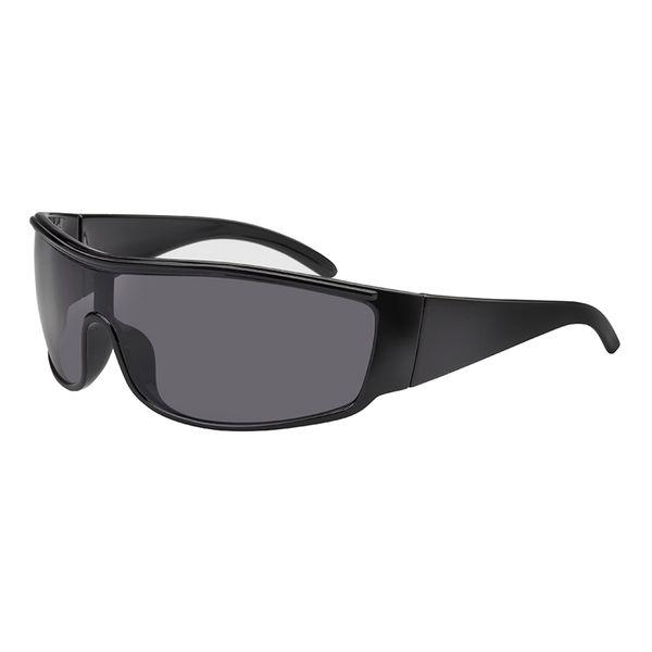 Sonnenbrille ganzer Rahmen in schwarz